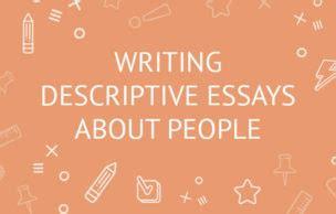 Free essay describing a person